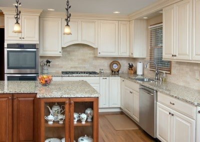 Traditional Kitchen, budget-friendly