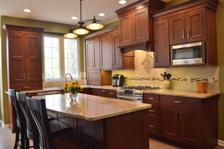 Traditional Kitchen Designs - Studio 76 Kitchens & Baths